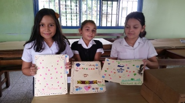 (From left to right: Angie, Myleidy, and Sachyel)